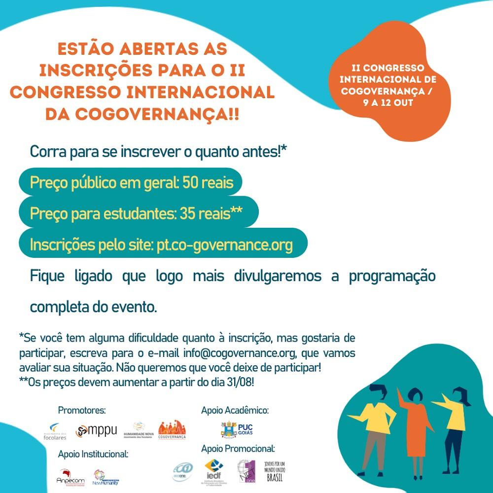 II congresso internacional da co-governança